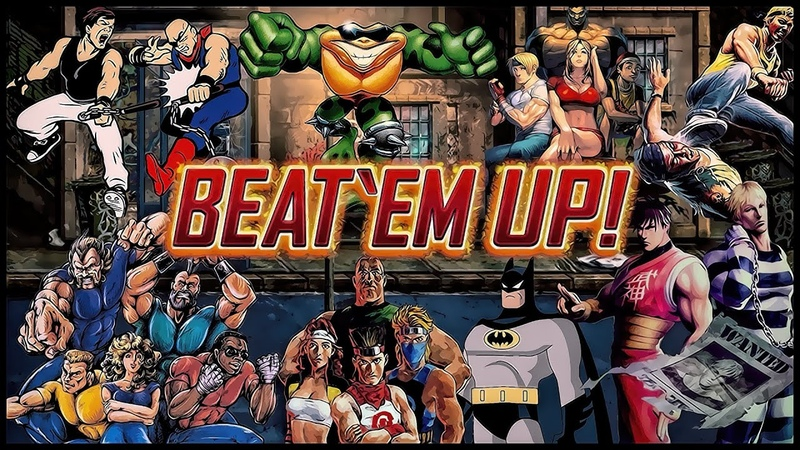 Best BEATEM UP Classics || All Platforms Classics
