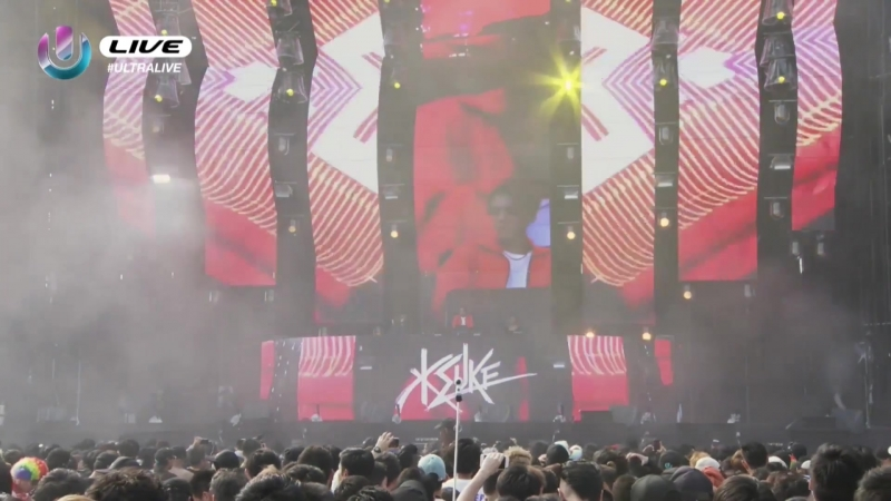 [ULTRA JAPAN] KSUKE PLAYS WANNA WAKE - BUTT IS HOT