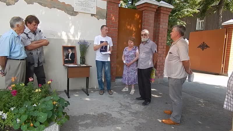 Встреча ценителей локальной истории посвящённая 190 летию проезда Александра фон Гумбольдта через Тюмень ул. Володарского 5