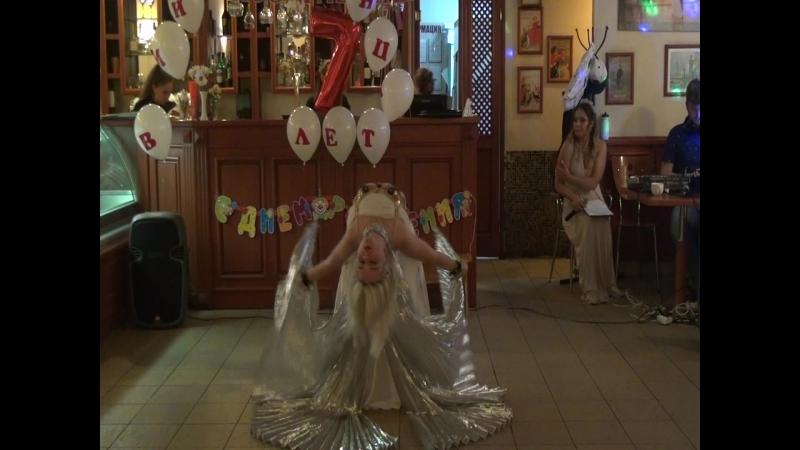 ПЕСЧИНКА И ЗВЕЗДА - шоу - Таня Бондаренко, 18.09.18 7 лет В Мире Танца - концерт