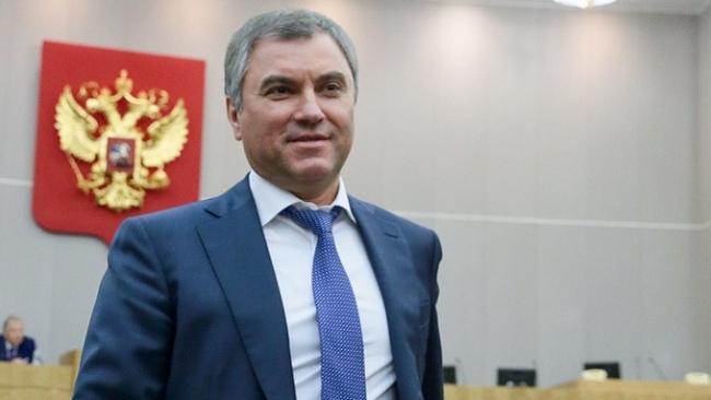 Володин предложил конфисковывать у чиновников незаконно нажитые доходы