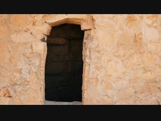 6 день, 2 часть. Иудейская пустыня, м.Св.Саввы, Маврийский дуб г.Хеврон
