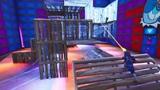 Neon Battle Arena by TheBlackShield