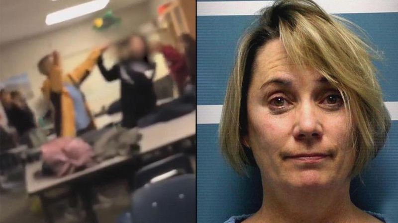 Teacher Who Cut Student's Hair While Singing National Anthem Is Arrested
