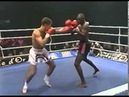 Rob Kaman vs Ernesto Hoost II 1990