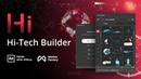 HiTech HUD Infographic Builder For After Effects | Quantum Pack