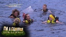 The Lake Race Is a Washout for the Yellow Team | I'm a Celebrity...Get Me Out of Here!