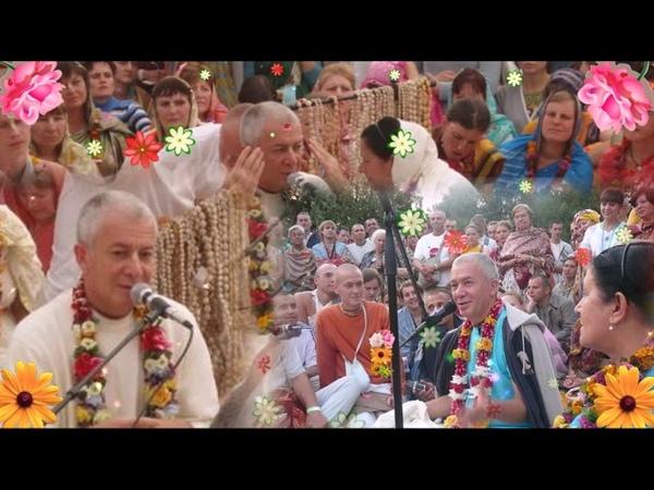 Чайтанья Чандра Чаран Прабху(А.Хакимов) - Джапа медитация 2