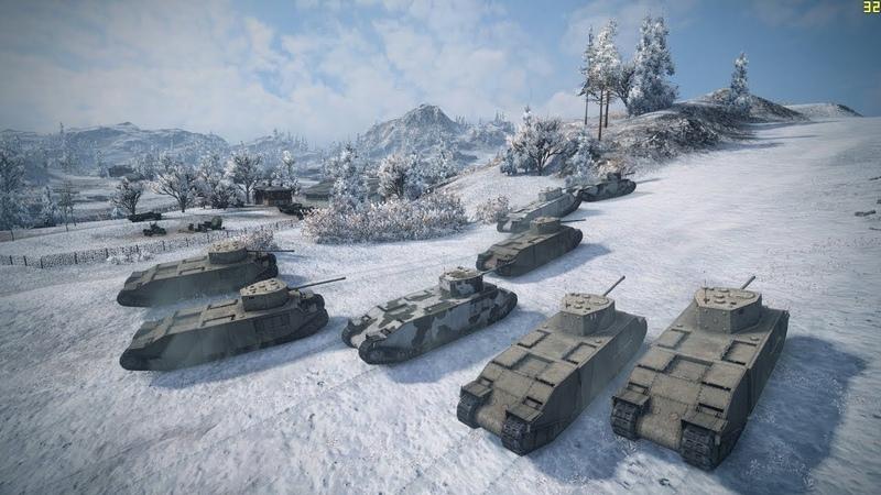 Э.Б.Н В World of Tanks Эпизод 7 баталия при Тихом береге