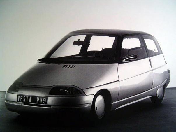 Вехи истории: 1987 Renault Vesta II