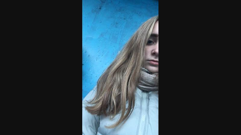 Ксения Золотарёва — Live