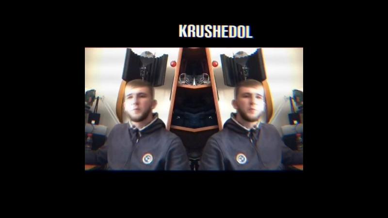KRUSHEDOL - ДАБЛ ТРАБЛЫ ТРАВМЫ ТАБЛЫ (Live demo)