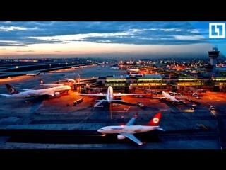 45 аэропортов с именами великих людей