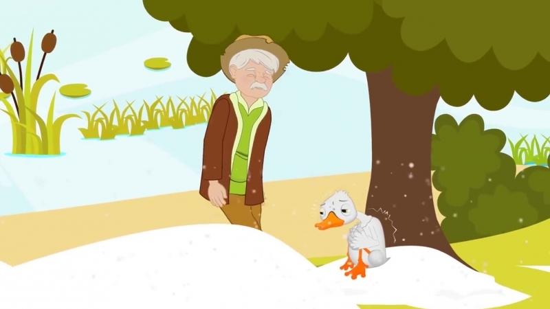три поросенка Гадкий утёнок Дюймовочка - сказки для детей