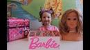 Набор детской косметики Барби.