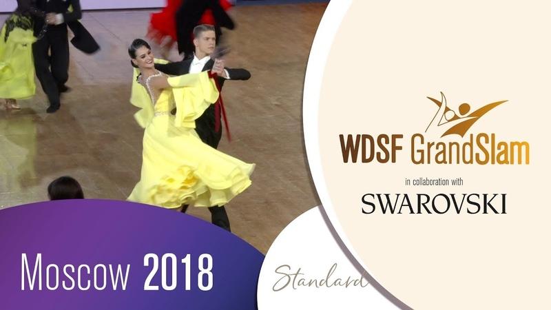 Abel - Galkina, EST | 2018 GrandSlam STD Moscow | R3 T