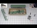 Приз 1K подписчиков на канале вагон Accurail BNSF 3 bay hopper