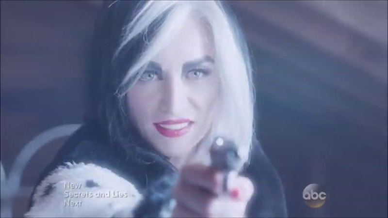 Cruella De Vil | She loves danger, a psychopath