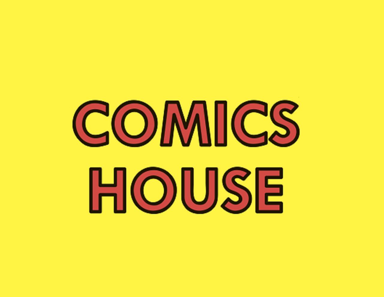 Афиша Самара День Рождения магазина Comics House/Нам 5 лет!