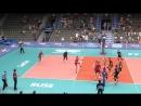 13.09.2018. 16:55 - Волейбол. Чемпионат мира. Мужчины. 2 тур. Группа В. Египет - Канада