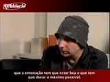 Kiko Loureiro entrevista Joe Satriani