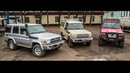 Toyota Land Cruiser 70-Series. New and old...