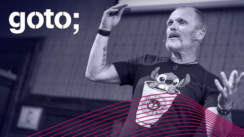 GOTO 2019 • How Thinking Small is Changing Software Development Big Time • Sander Hoogendoorn