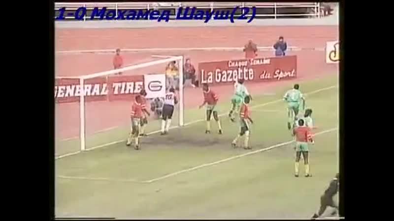 31.01.1993. Марокко - Бенин