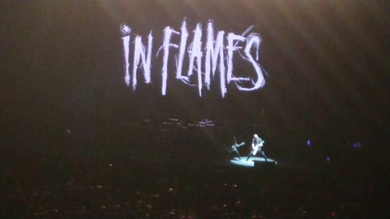 In Flames - The End (Ciudad de México 2018)