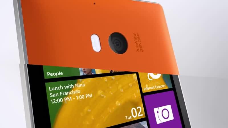 Nokia Lumia 930 Promo