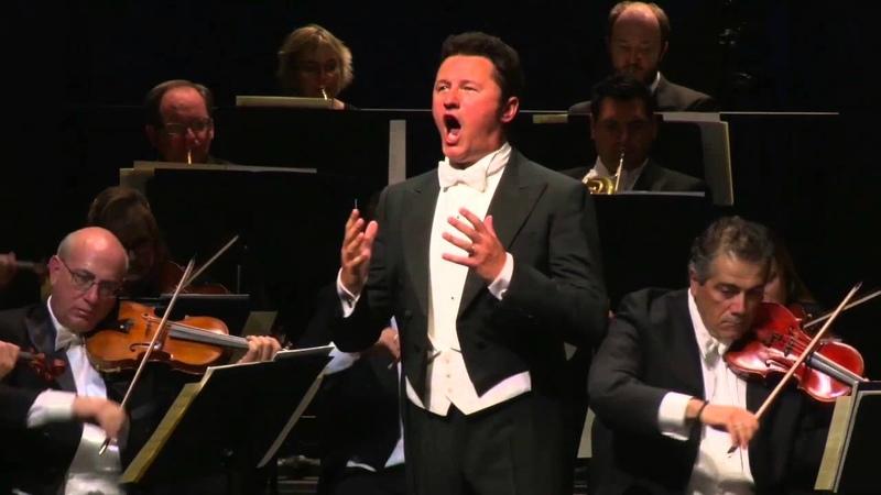 Piotr Beczala NESSUN DORMA - Marc Piollet - Santa Monica 2015