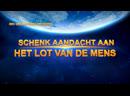 Gezang Gods woorden 'Schenk aandacht aan het lot van de mens' Nederlands