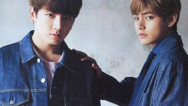Taekook; Burn The Stage, The Wings Tour 2017 [1/?]