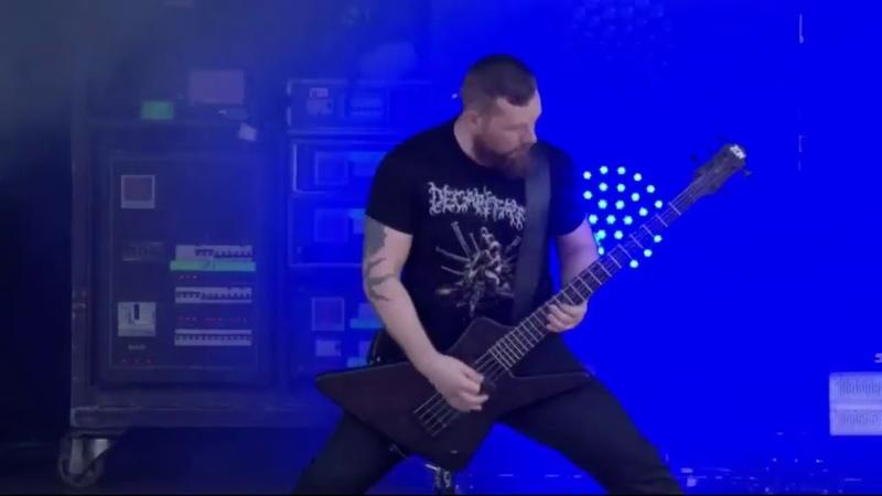 Meshuggah - Demiurge (Live At The Download Festival 2018)