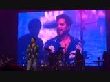 Adam Lambert Sings I Want To Break Free (c) Queen, Freddie Mercury 09.12.2018