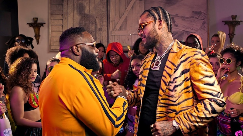 Dave East Rick Ross - Fresh Prince of Belaire