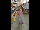 Видеоконкурс «Смотрите, я могу!». Старокошкина Злата.