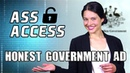 Honest Government Ad Anti Encryption Law