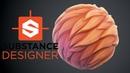 Substance Designer - Stylized Fur