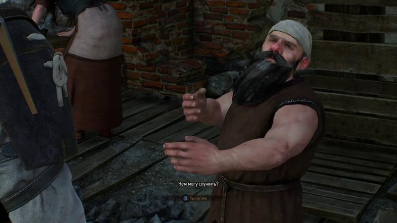 Ведьмак 3: Дикая Охота 047 (Прохождение без комментариев)