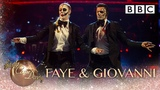 Faye Tozer and Giovanni Pernice Theatre and Jazz to Fever by Peggy Lee - BBC Strictly 2018