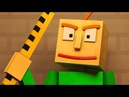 Basics in Behavior | Baldi's Basics Animated Minecraft Music Video