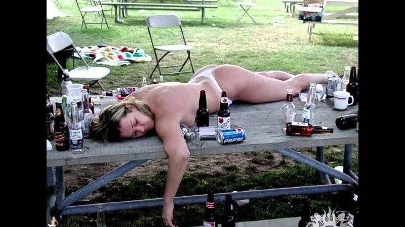 пьяненькие девочки