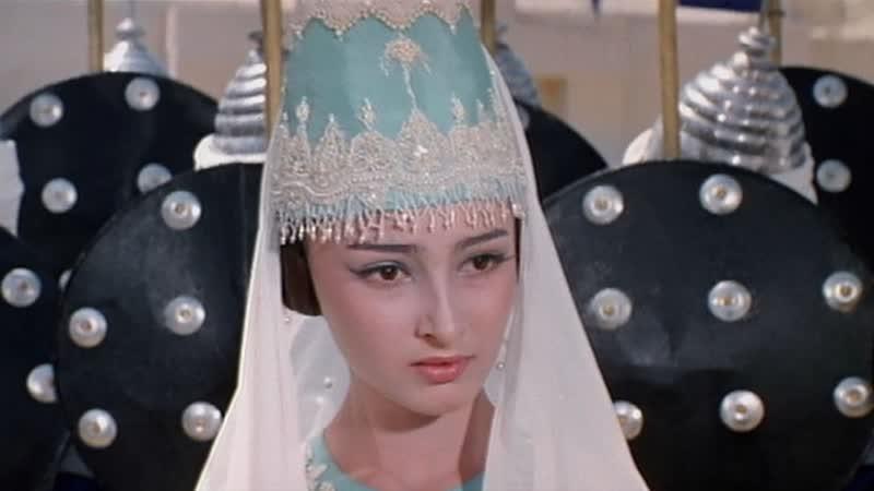 Волшебная лампа Аладдина 1967 Movie Live