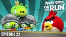 Angry Birds on The Run The Final Showdown S1 Ep22