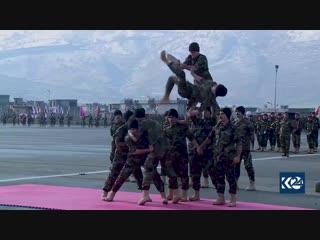765 Kurdish Peshmerga закончили обучение.