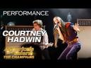 Courtney Hadwin Teen Rock Star Slays Pretty Little Thing - Americas Got Talent The Champions