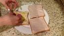 Завтрак Сэндвич с бананом и мягким творогом