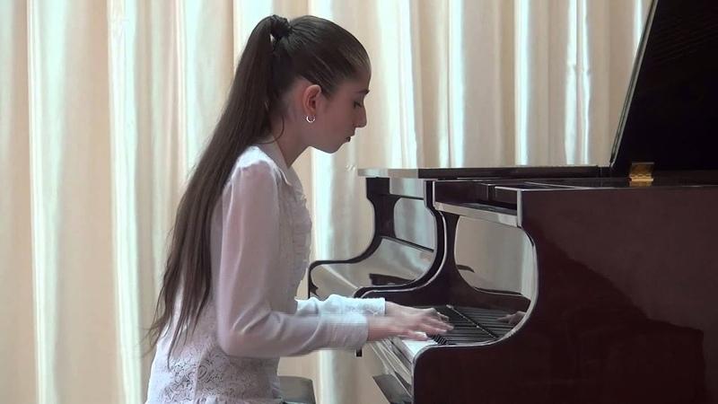 Брак по любви исп. Симонян Сюзанна (ДШИ №3 г. Смоленска)