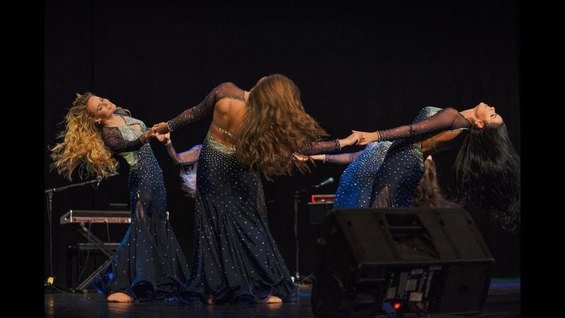 Raqs el kawliya: Iraqi dance by Layali at Inanna Festival الرقص العراقي كاولي